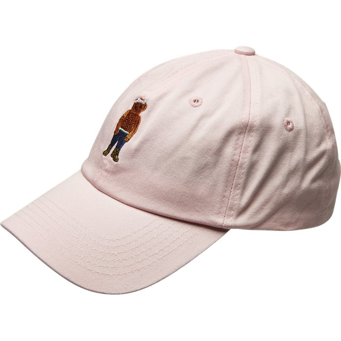 Pac Bear Cap - Caps - Regular - Pink